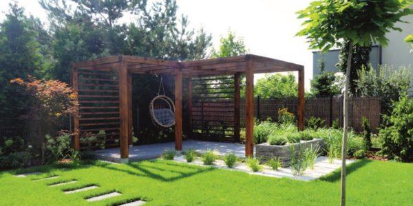 03. Ogród nowoczsny w Kwirynowie