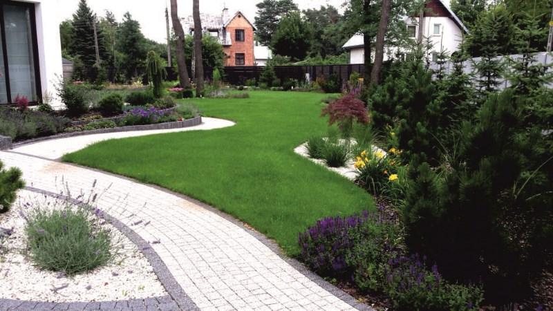 04. Naturalny ogród w Józefowie