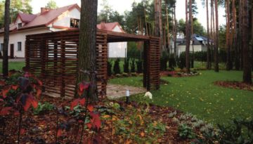 06. Ogród leśny w Międzyesiu